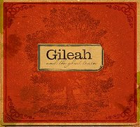 Album Review: Gileah and the Ghost Train by  Gileah and the Ghost Train