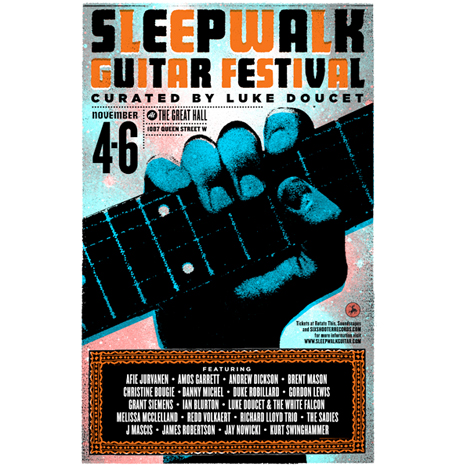 Sleepwalk Guitar Festival