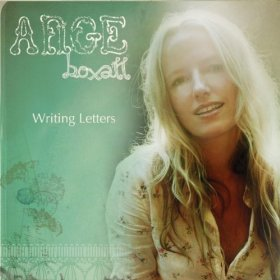 Album Review: Writing Letters by Ange Boxall
