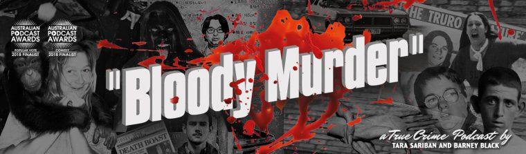 Bloody Murder logo
