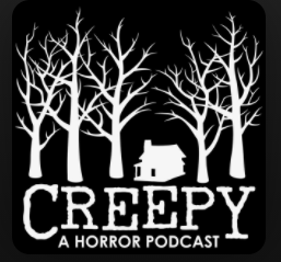 Creepy Podcast logo