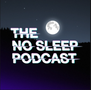 No Sleep Podcast logo