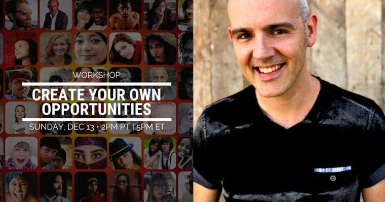 Opportunity Workshpp promo