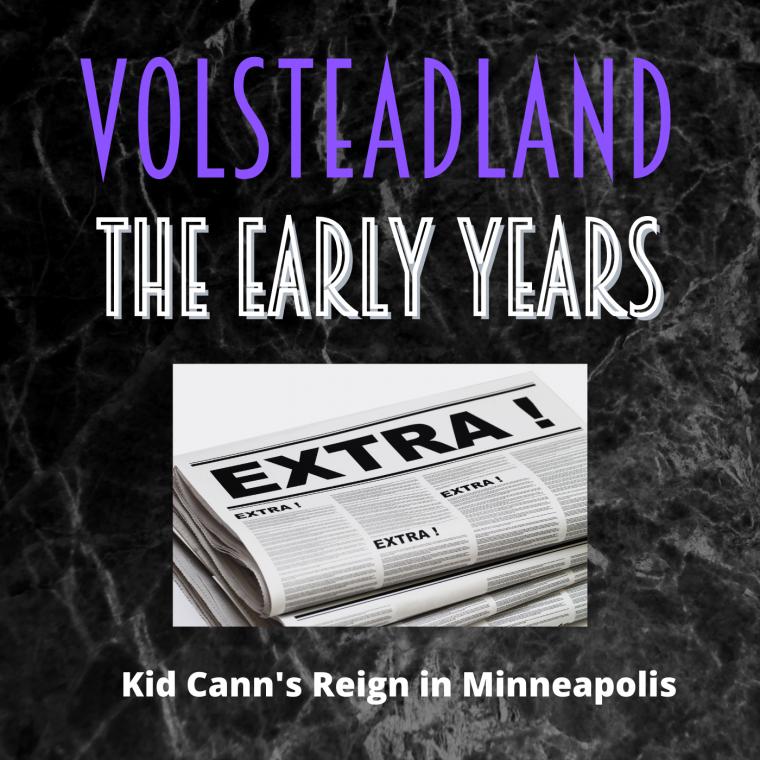 Volsteadland podcast artwork
